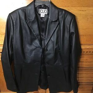 CLIO Leather Jacket